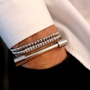 Men's Silver Bracelet With Stones, Men's Silver Bracelets For Sale, Men's Silver Bracelets With Diamonds, Mens Bracelets Silver, Mens Diamond Bracelet In Sterling Silver, Mens Silver Bracelet Designs,Men's Silver Bracelets With Diamonds