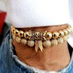 Mens Bracelets Sale, Mens Diamond Bracelet For Sale, Mens King Bracelets, Queen Band Bracelet, Bracelet, Cuff Bracelets, Cross Bracelet, Bracelets With Meaning, Bangle Charm Bracelets, Gold Bangle Bracelet Set New York