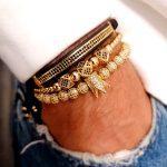 Queen Bracelet Gold, Bangles And Bracelets, Cuff Bracelets Cheap, Mens Ball Bracelet, 18k Bangles, Amazon Cuff Bracelet, Queen Crown Jewelry Bracelet for Women New York