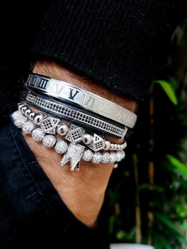 Wrist Bracelet For Guys, A Tennis Bracelet, Mens Leather Bracelets Cheap, Mens Leather Bracelets Near Me, Mens Leather Strap Bracelet, 18K Bracelet Mens, Mens Diamond Bangle, Mens Armband, Beaded Bracelets Near Me, Tennis Bracelets For Sale Amazon