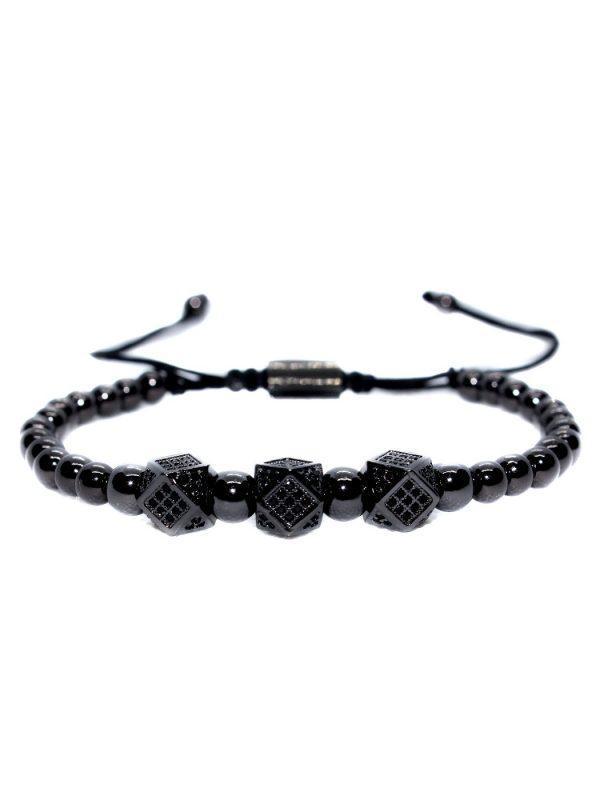 Men's Accessories Bracelets, Mens Fashion Bracelets 2019, Braided Bracelets For Guys, Best Men's Bracelets, Bracelet For Men With Name, Bracelet Queen Bee, Bracelet Queen King, Mens Black Diamond Tennis Bracelet