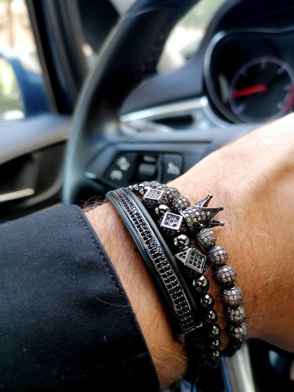 Queen Bracelet Buy Online, Queen Bracelet With Crown, Queen Crown Bracelet, Queen's Crown Charm Bracelet, Royal Crown Bracelet, Royal Crown Bracelets, Queen's Crown Charm Bracelet