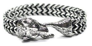 Bratara Hod argintie mitologia nordica Vikings
