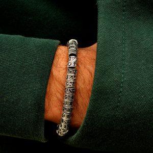 Bratara Tibetana nodul mistic Feng Shui