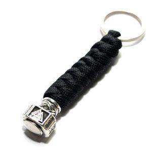 Breloc Thor Hammer negru