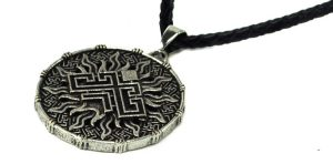 Colier Freya mitologia Vikings, produs livrat de eMAG genius